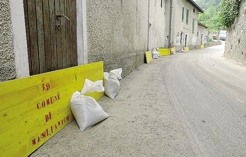 Ultime Notizie: «I fondi anti-alluvionebloccati dalla burocrazia»