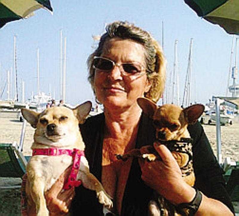 Spiaggia libera, ma non per i cani Donna di Olgiate allontanata Cronaca Olgiate Comasco