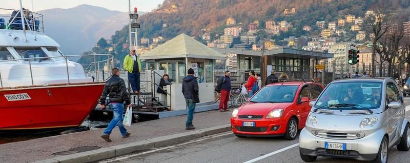 Ultime Notizie: La viabilità torna regolare  Tanti in centro, poco traffico