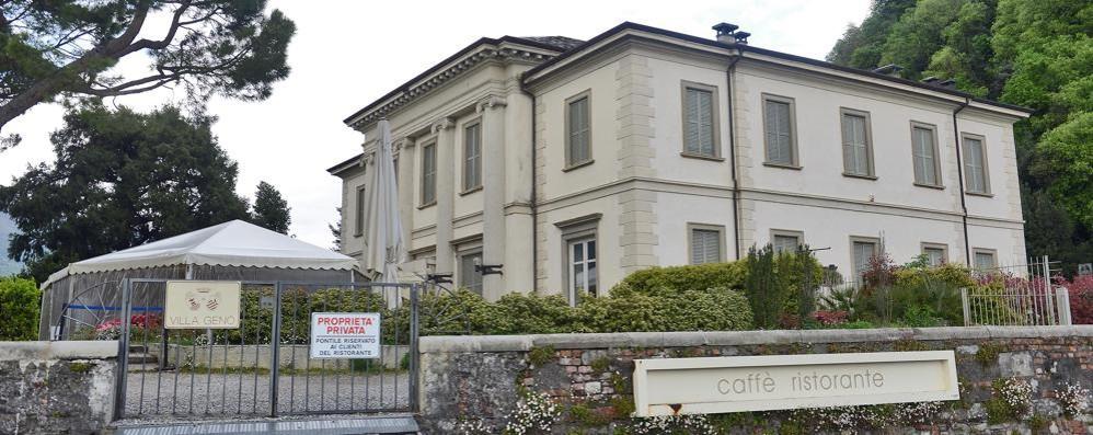 Villa Geno, spunta il centro benessere  Proposta degli albergatori al Comune
