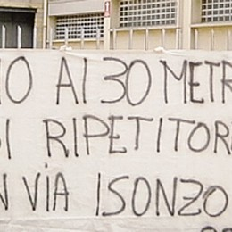 Maxi antenna, siamo alla resa  Il Comune: «Resta in via Isonzo»