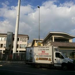 Il ricco business delle antenne  Ci guadagna anche il municipio