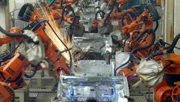 Crisi, Confindustria: industria risale china ma passo lento