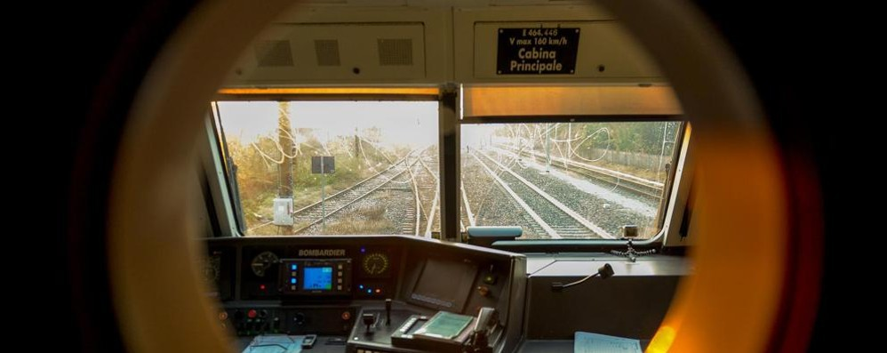 Sciopero di otto ore per i treni oggi dalle 9 como citt for Rho fiera eventi oggi