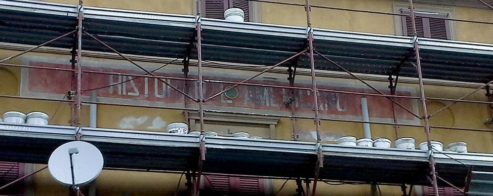 Ristorante La Sosta Villa Guardia Como