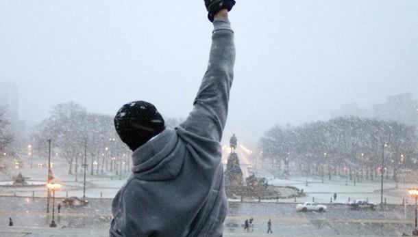 40 anni Rocky Stallone torna su ring