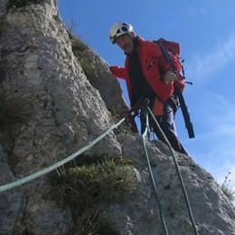 Montagna sicura, presidiate le ferrate  di Canzo, Valle Intelvi e Menaggio