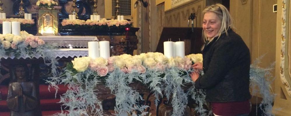Tremila rose e cinquecento giacinti  Sono per il matrimonio della fiorista