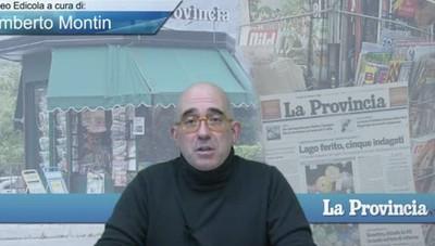Video Edicola/Prima Pagina del 31 gennaio 2016