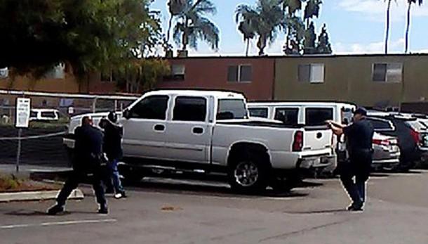 Usa, gli agenti uccidono un afroamericano a San Diego. Città in rivolta