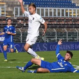 Il Como esce nel finale È un 3-1 al Pontedera