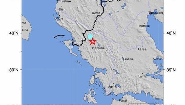 Terremoti: scossa in Grecia, paura nel Salento, nessun danno