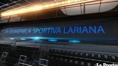La Domenica Sportiva Lariana del 16 ottobre 2016