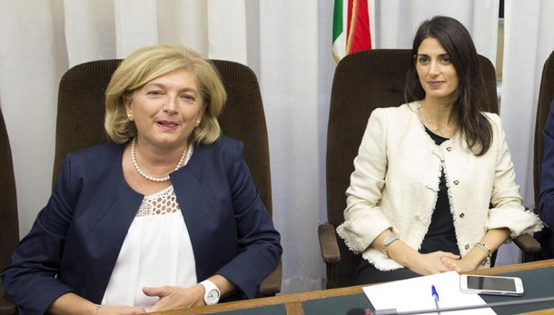 Su Muraro l'ombra di Mafia Capitale: è indagata per abuso d'ufficio