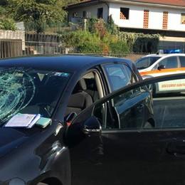 Incidente sulla Varesina  Ferita una ragazza di 18 anni