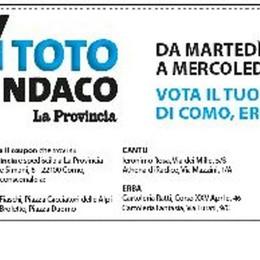 """La Provincia lancia il """"totosindaco""""  Tagliando da martedì sul giornale"""