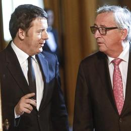 Manovra, inviata lettera Ue per Italia