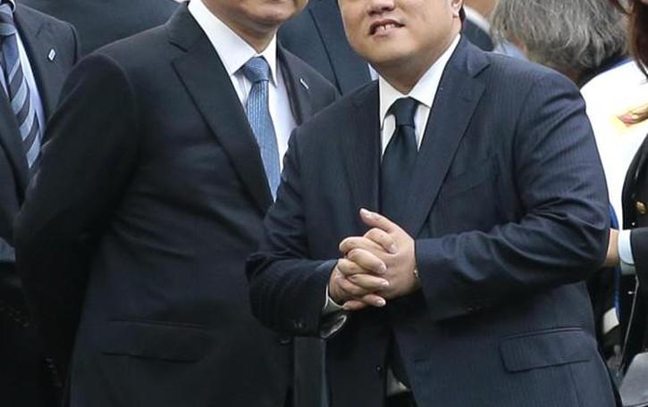 Inter: Thohir, appoggiamo De Boer