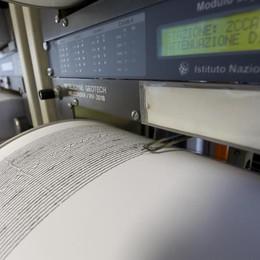 Scossa terremoto 5.4, epicentro Marche