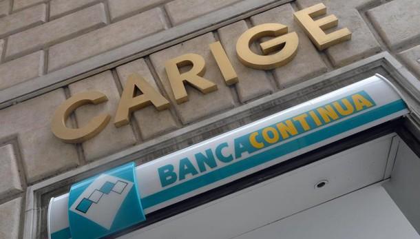 Bce chiede a Carige taglio npl