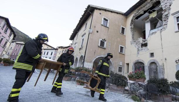 Scossa di magnitudo 4.6 in provincia di Perugia