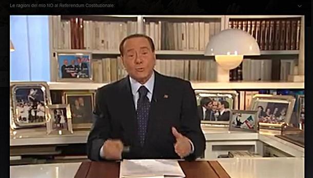 Mediaset, Berlusconi: