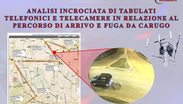 Omicidio Molteni, arrestati la ex moglie ed il commercialista