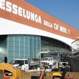 Cantiere per il centro commerciale  Rallentamenti in via Paoli