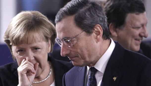 Bce: crescita moderata ma costante, avanti con il 'Qe'