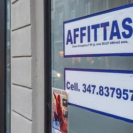 Como: Affitti e traffico In via Milano la crisi chiude otto negozi