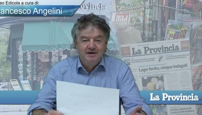Video Edicola/Prima Pagina del 24 novembre 2016