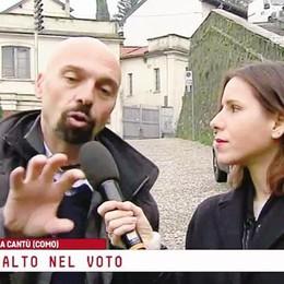 Furti a Cantù, un caso nazionale  Adesso se ne occupa anche la Rai