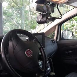 Vigili, telecamera sull'auto  Pioggia di multe in 15 giorni