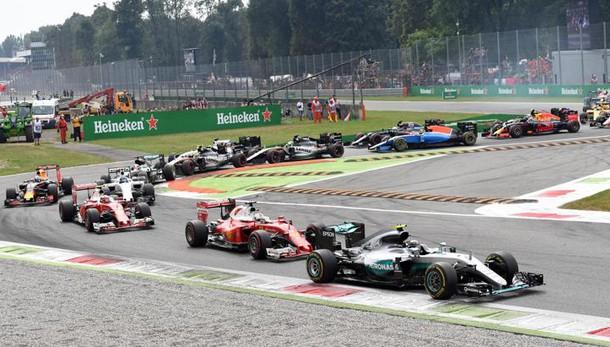 F1. Finalmente la firma: il Gran Premio d'Italia resta a Monza