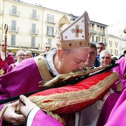 Il giorno del nuovo vescovo