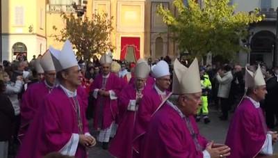 Il giorno del vescovo Oscar /Il video