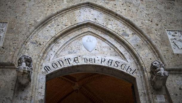 Campane a morto su Monte dei Paschi di Siena