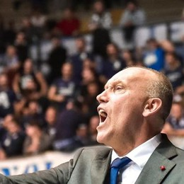 Gerasimenko ha deciso  Esonerato coach Kurtinaitis