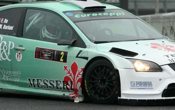 Rally di Monza da domani  I comaschi sfidano Rossi
