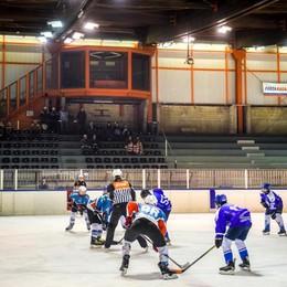 Stadio del ghiaccio  Tribuna da rifare  o partite a porte chiuse