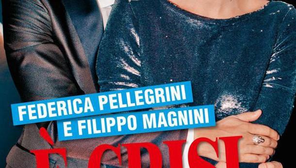 Amore finito fra la Pellegrini e Magnini: