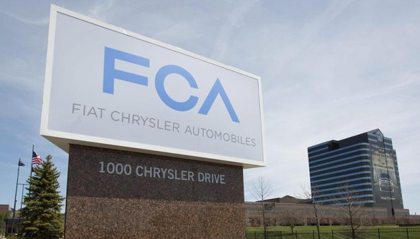Fca, +10,1% vendite in Europa,sale quota