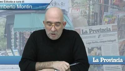Video Edicola/Prima Pagina del 26 dicembre 2016