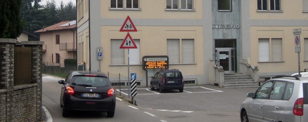 «Via Fornacetta è pericolosa  Rischio di incidenti ad Anzano»