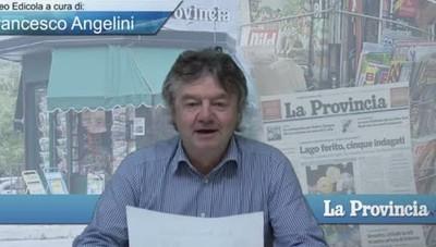 Video Edicola/Prima Pagina del 5 dicembre 2016