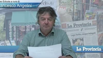 Video Edicola/Prima Pagina del 7 dicembre 2016