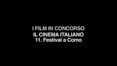 La serata inaugurale del Festival   del cinema italiano a Como