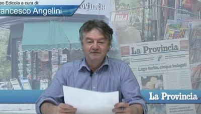 Video Edicola/Prima Pagina del primo febbraio 2016
