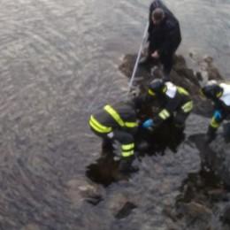 Molo di Dongo, cadavere nel lago
