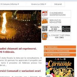 Un milione di clic sul sito di Cantù  Per vedere gli stipendi dei politici